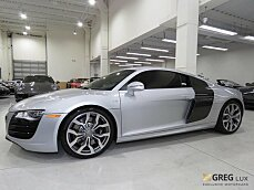 2010 Audi R8 5.2 Coupe for sale 100977333
