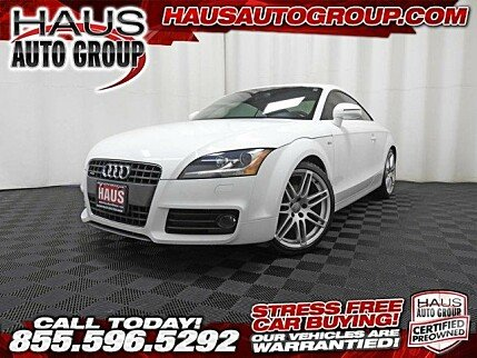 2010 Audi TT 2.0T Premium quattro Coupe for sale 100874127