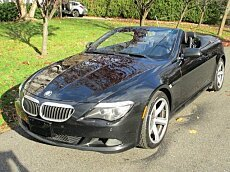 2010 BMW 650i Convertible for sale 100852732