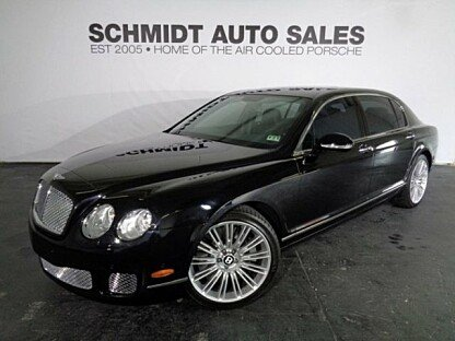 2010 Bentley Continental Flying Spur Speed for sale 100744602