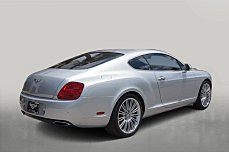 2010 Bentley Continental GT Speed for sale 100783668