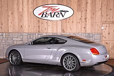 2010 Bentley Continental GT Speed for sale 100832903