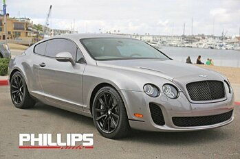 2010 Bentley Continental Supersports Coupe for sale 100841258