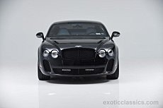 2010 Bentley Continental Supersports Coupe for sale 100795336