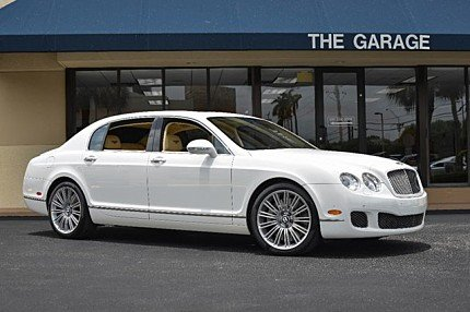 2010 Bentley Continental Flying Spur Speed for sale 100874744
