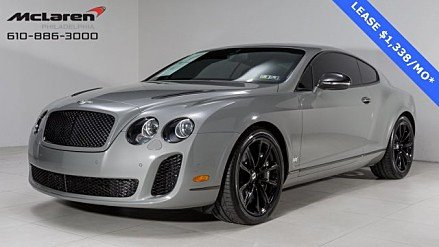 2010 Bentley Continental Supersports Coupe for sale 100879643