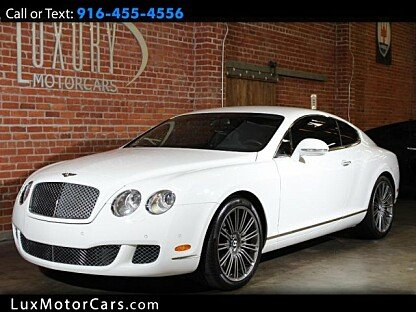 2010 Bentley Continental GT Speed for sale 100906885