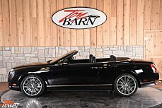 2010 Bentley Continental GTC Speed Convertible for sale 100952176