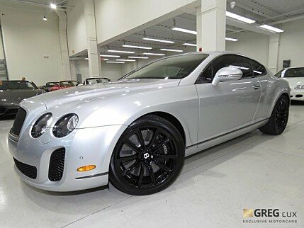 2010 Bentley Continental Supersports Coupe for sale 100954375
