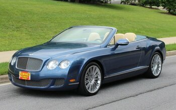 2010 Bentley Continental GTC Speed Convertible for sale 100997208