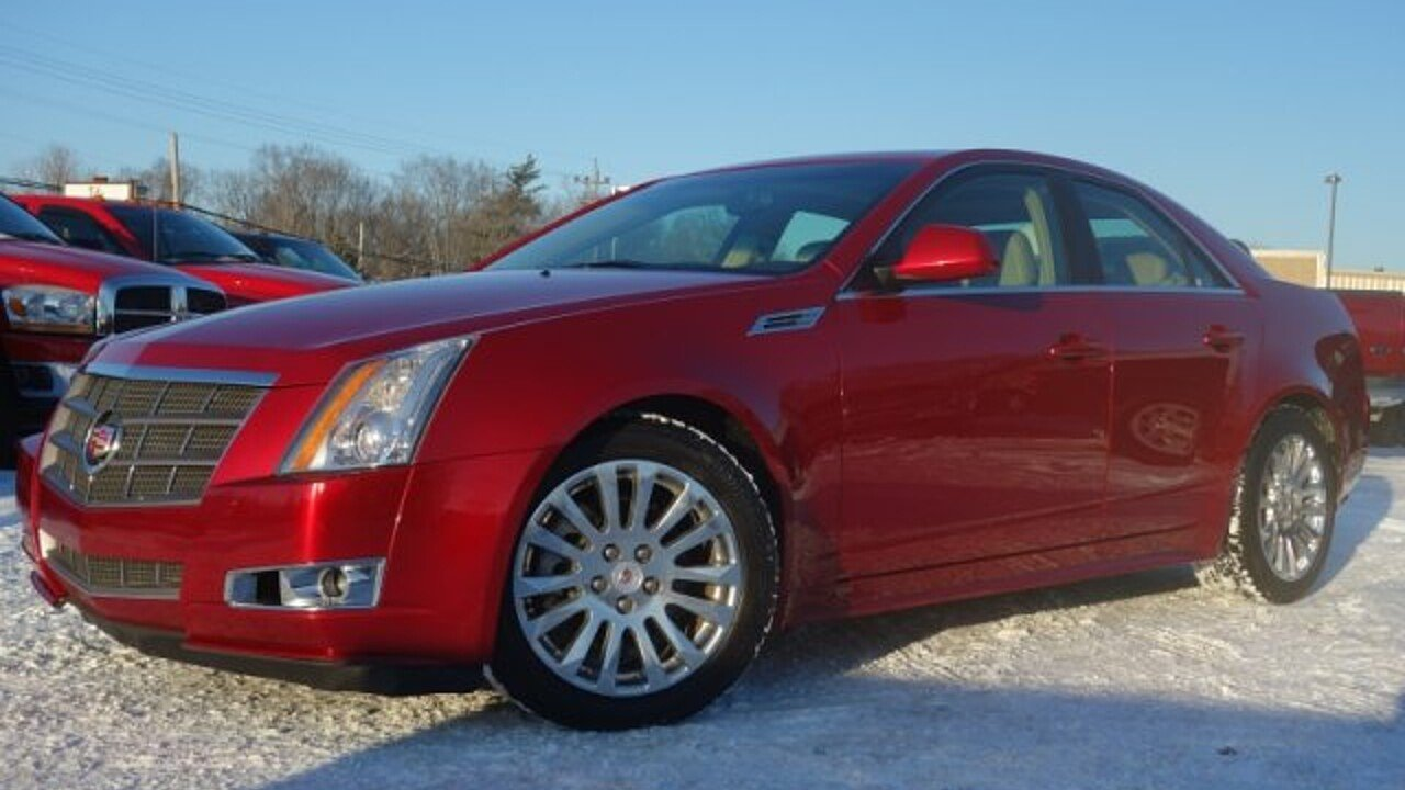 2010 Cadillac CTS for sale 100974673