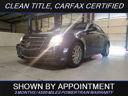 2010 Cadillac CTS for sale 100878248