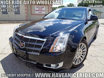 2010 Cadillac CTS for sale 100906537
