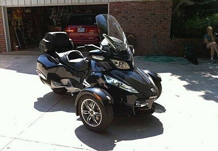 2010 Can-Am Spyder RT-S for sale 200488804