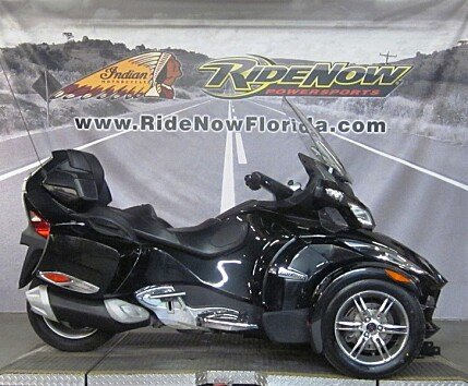 2010 Can-Am Spyder RT-S for sale 200598299