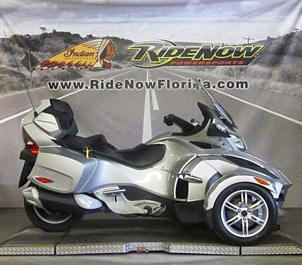 2010 Can-Am Spyder RT for sale 200590591