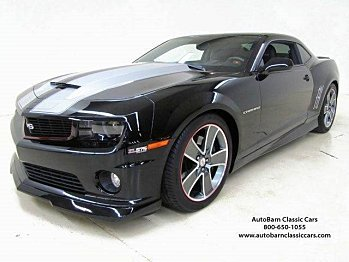 2010 Chevrolet Camaro SS Coupe for sale 100723835