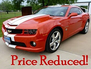 2010 Chevrolet Camaro SS Coupe for sale 100831486