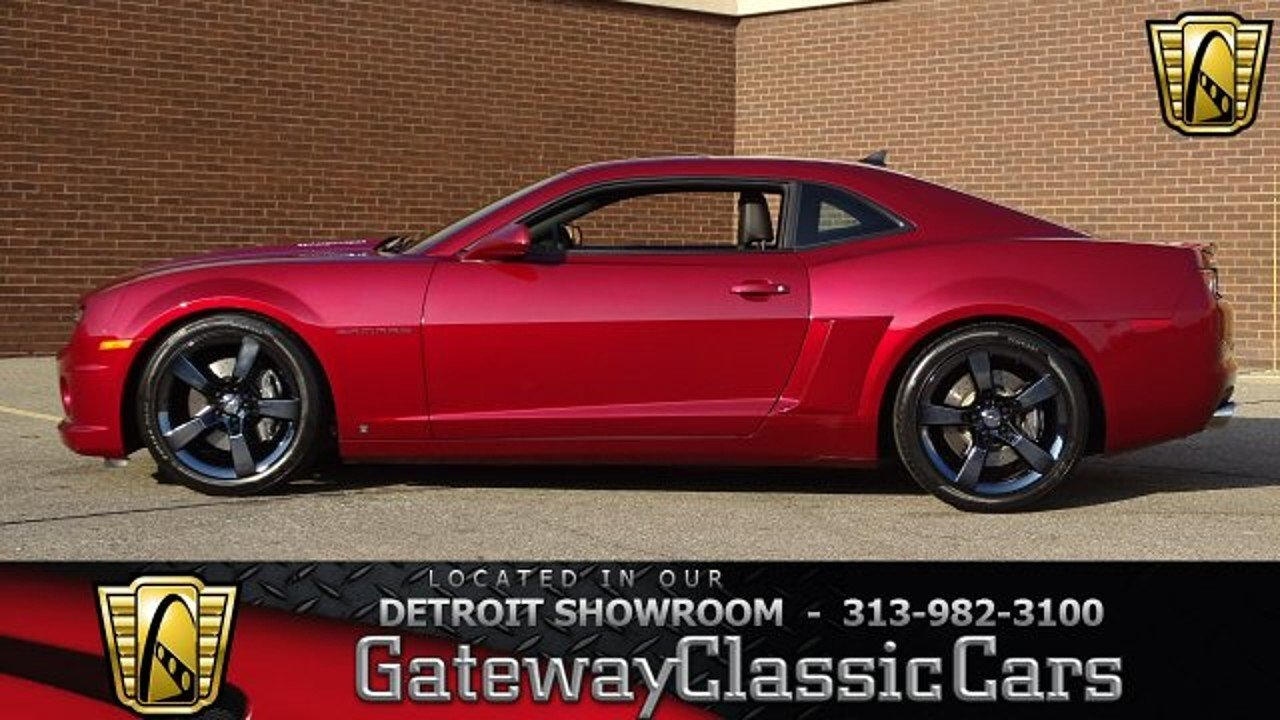 2010 Chevrolet Camaro SS Coupe for sale 100949203