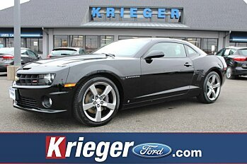 2010 Chevrolet Camaro SS Coupe for sale 100956794