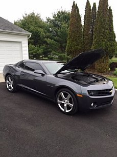 2010 Chevrolet Camaro LT Coupe for sale 100766376