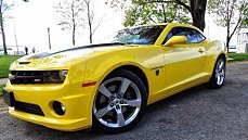 2010 Chevrolet Camaro SS Coupe for sale 100770558