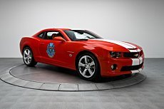 2010 Chevrolet Camaro SS Coupe for sale 100786420