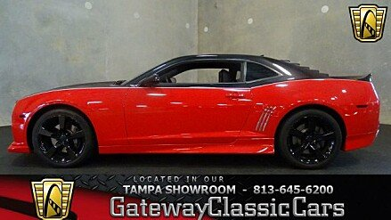 2010 Chevrolet Camaro SS Coupe for sale 100878307