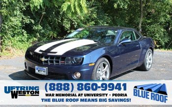 2010 Chevrolet Camaro SS Coupe for sale 100894265