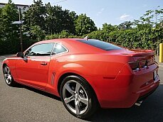 2010 Chevrolet Camaro SS Coupe for sale 100902521