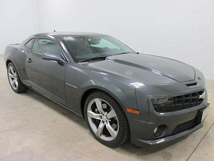 2010 Chevrolet Camaro SS Coupe for sale 100923084