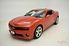 2010 Chevrolet Camaro SS Coupe for sale 100929500