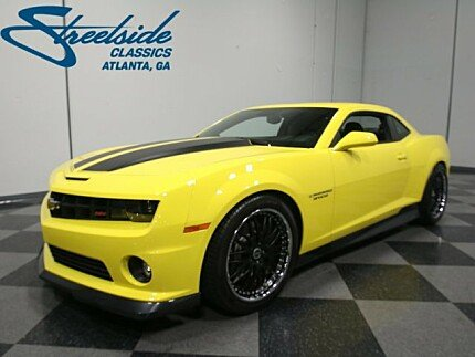 2010 Chevrolet Camaro SS Coupe for sale 100945708