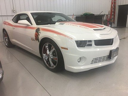 2010 Chevrolet Camaro SS Coupe for sale 100973738
