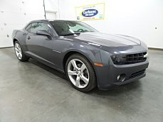 2010 Chevrolet Camaro LT Coupe for sale 100990222