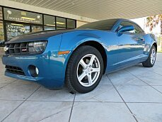 2010 Chevrolet Camaro LT Coupe for sale 100999074