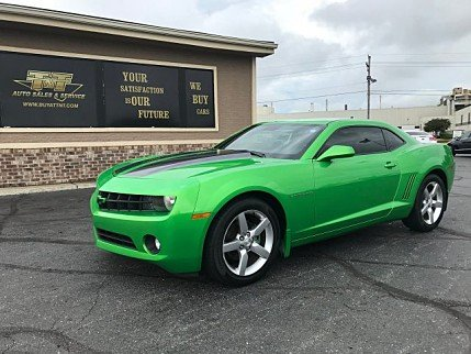2010 Chevrolet Camaro LT Coupe for sale 100999326