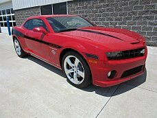 2010 Chevrolet Camaro SS Coupe for sale 101001563