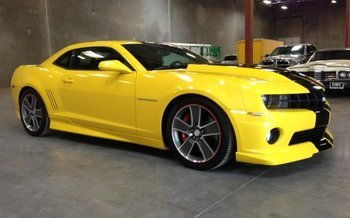 2010 Chevrolet Camaro RS Coupe for sale 101004768