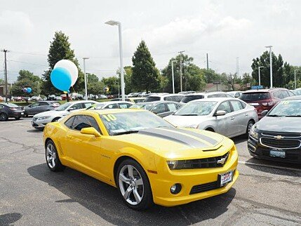 2010 Chevrolet Camaro SS Coupe for sale 101016465