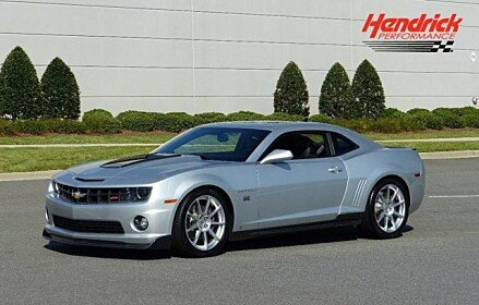 2010 Chevrolet Camaro SS Coupe for sale 101023984