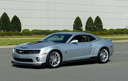 2010 Chevrolet Camaro SS Coupe for sale 101031160