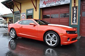 2010 Chevrolet Camaro SS Coupe for sale 101056873