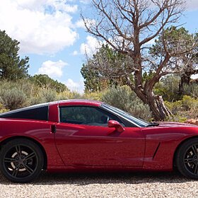 2010 Chevrolet Corvette Coupe for sale 100768332