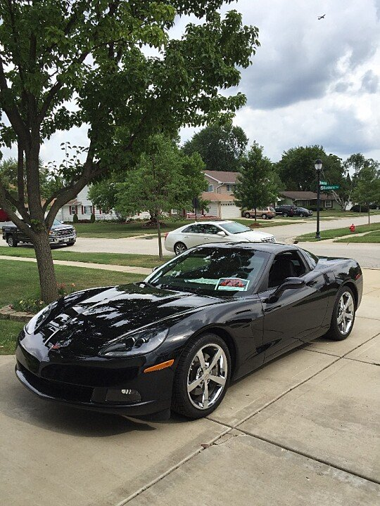 2010 Chevrolet Corvette Coupe for sale 100781199