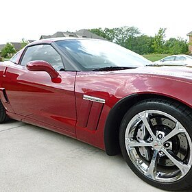 2010 Chevrolet Corvette Grand Sport Coupe for sale 100784946