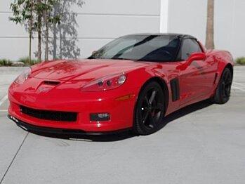 2010 Chevrolet Corvette Grand Sport Coupe for sale 100845623