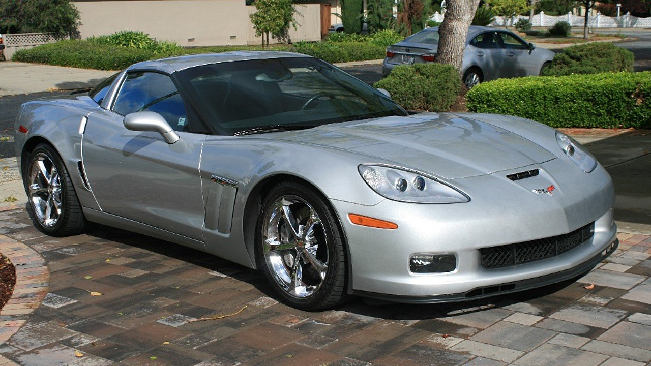 2010 Chevrolet Corvette Grand Sport Coupe for sale 100747194