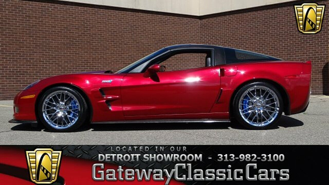 2010 Chevrolet Corvette ZR1 Coupe for sale 100920812