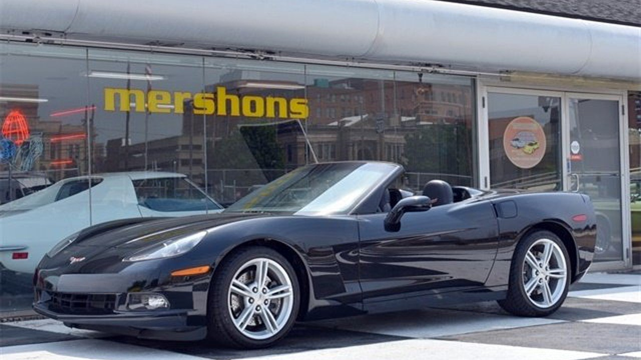 2010 Chevrolet Corvette Convertible for sale 100994306